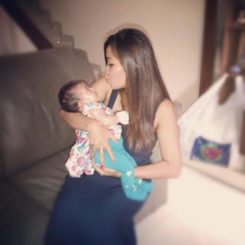 Baby Kortney